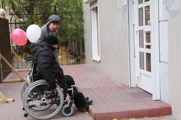 Знакомство с инвалидами в брянске