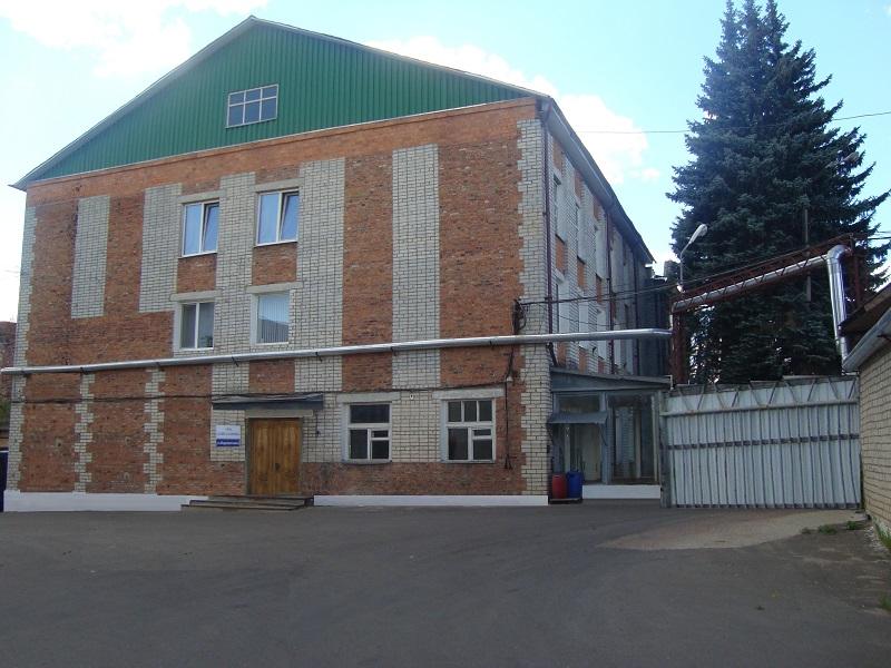 "Здание завода ""Лайка - Клинцы"""