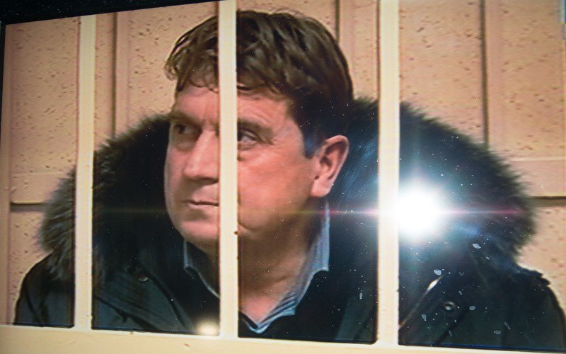 Александр Тюлин в Советском районном суде