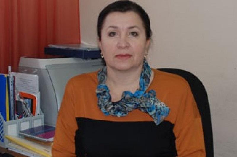 Ирина Симутина.