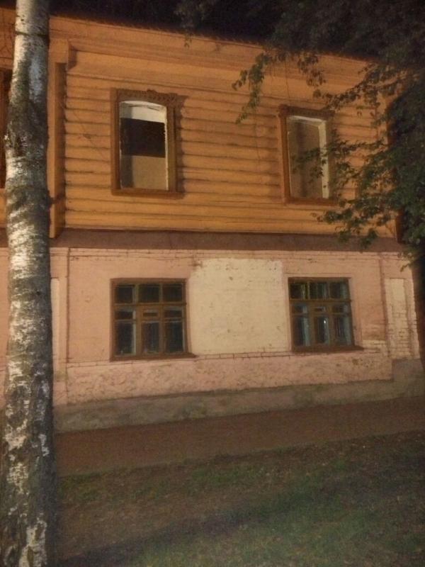 Дом №26 по бульвару Гагарина.