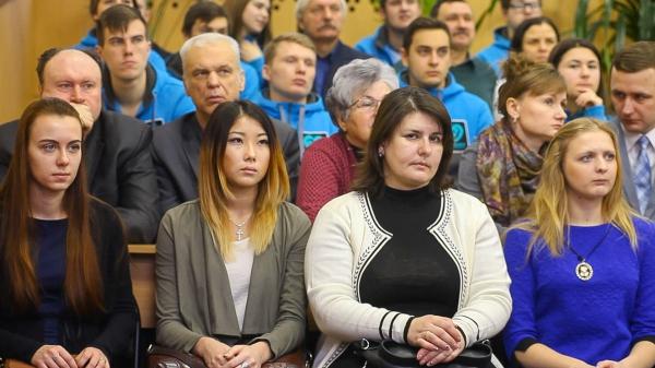 В БГИТУ торжественно открыли Год экологии в Брянском регионе