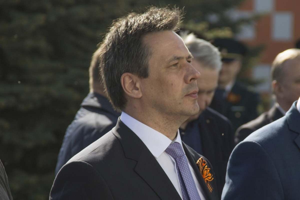 Владимир Реунов покинул Брянск на первом авиарейсе S7 в Питер