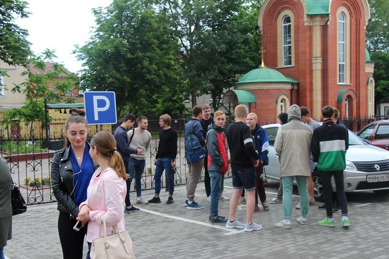 Новая «точка протеста»: жители улицы Некрасова выступили против строительства 17-этажки