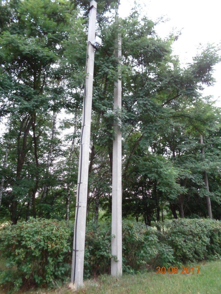 Между туалетом и сараем: доступный Wi-Fi в новозыбковском селе Новое Место установили на заднем дворе школы
