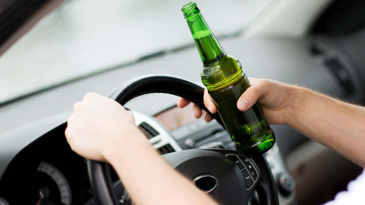 Если попался пьяным за рулем второй раз