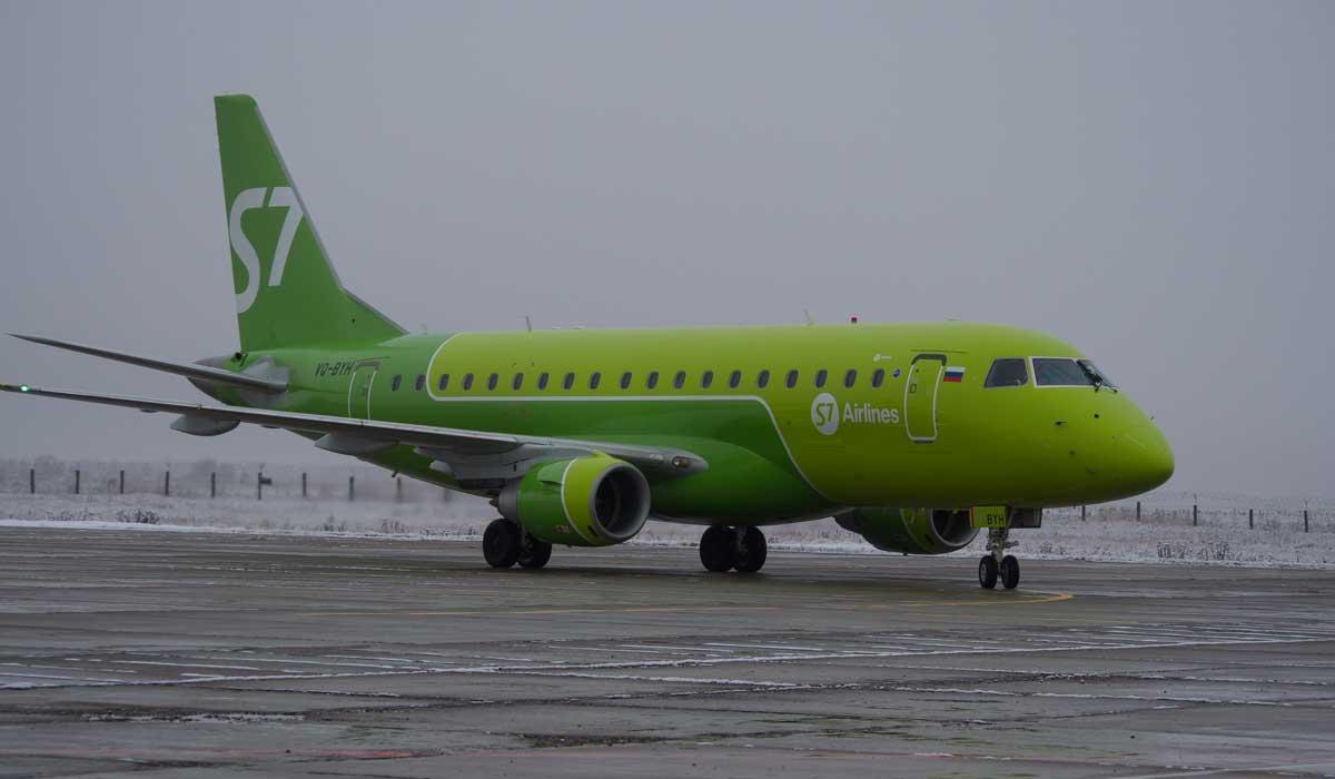 44da854567f73 Брянская улица : S7 Airlines открывает регулярные рейсы Москва – Брянск