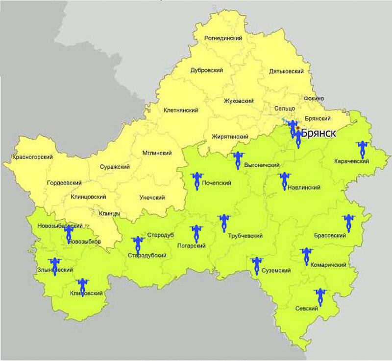 модный брянская область карта картинка пришельца зеленый