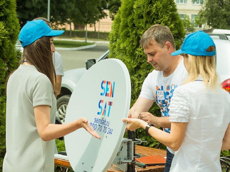 Жители Брянской области смогут брать оборудование для спутникового интернета в аренду