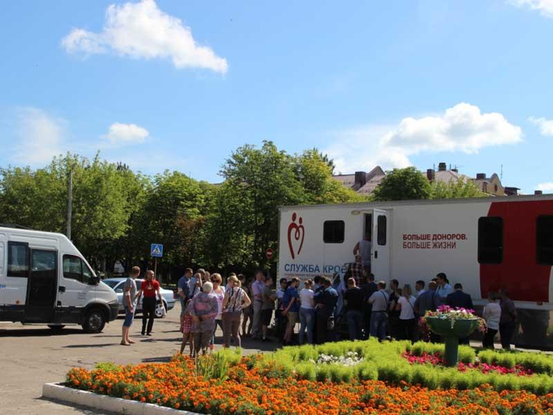железнодорожники-Брянска-приняли-активное-участие-в-акции-Стань-донором