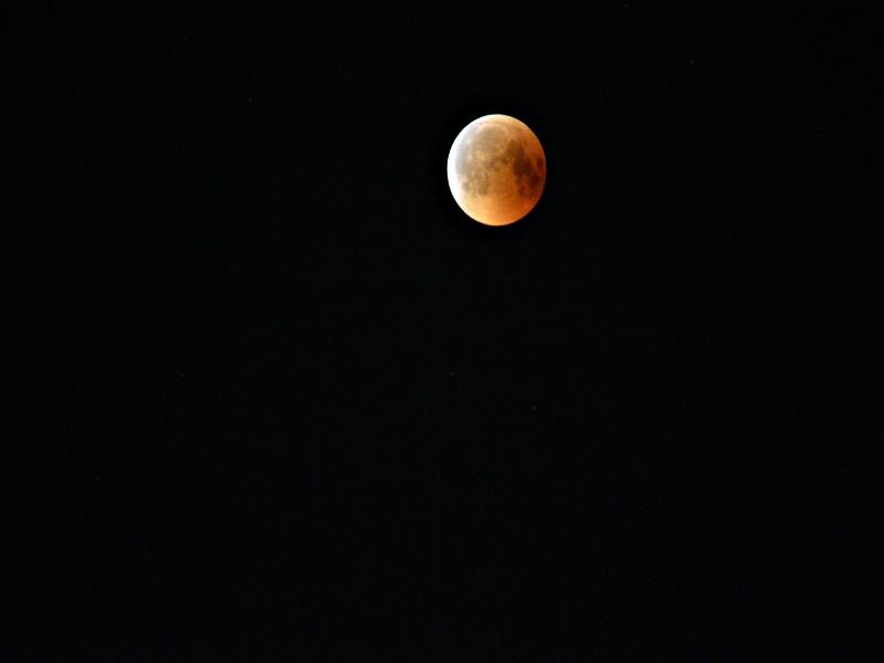 луна в Брянске