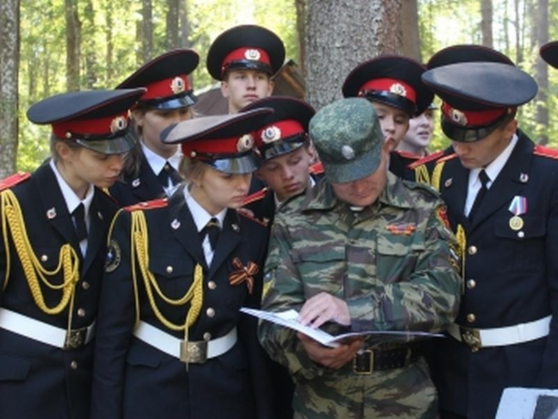Стародубская кадетская школа брянская область