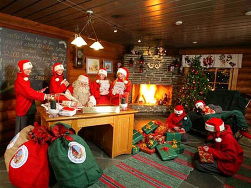 see santa clauss workshop - 468×360