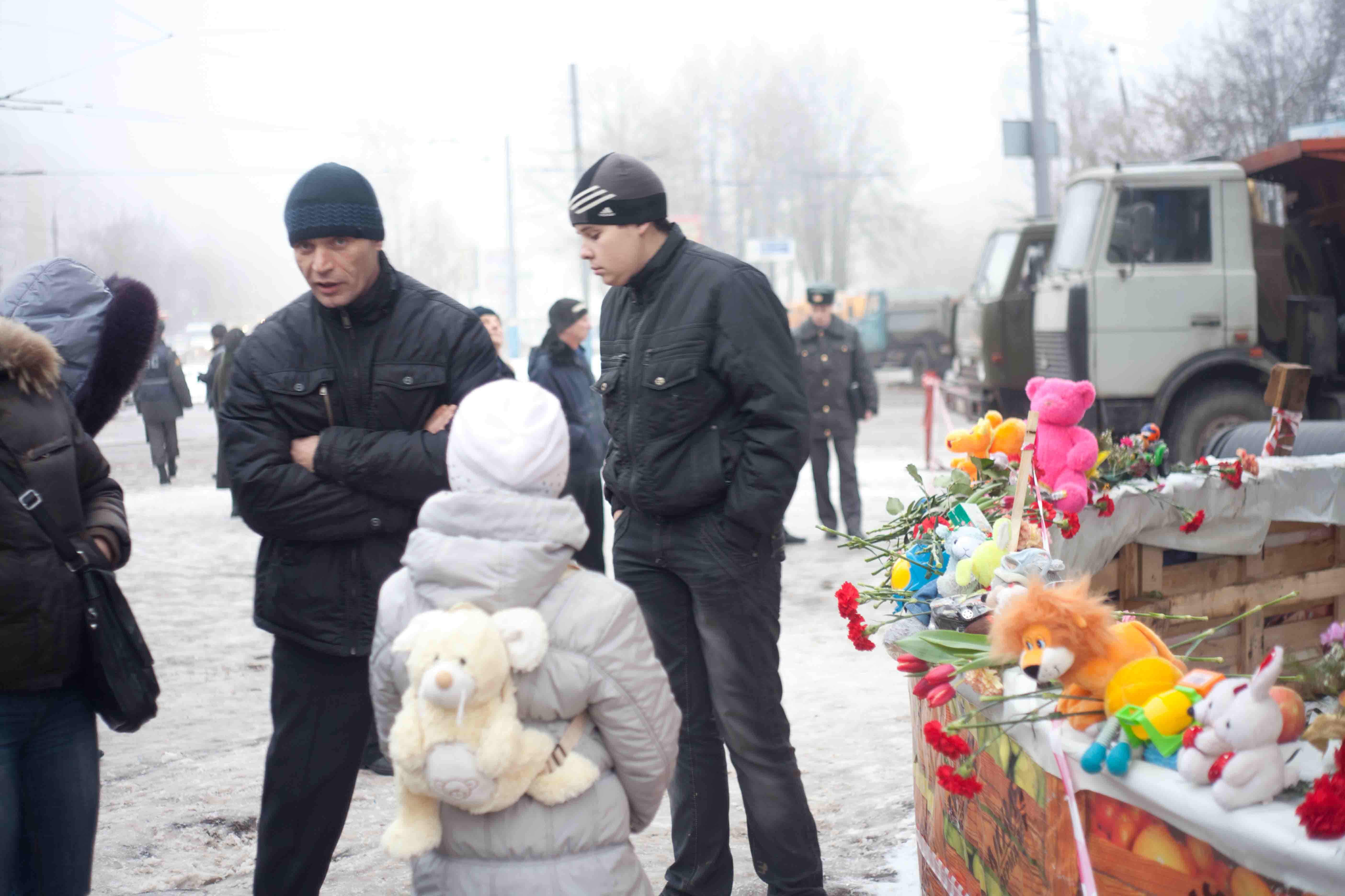 Брянцы вспоминают погибшего семь лет назад Кирилла Диденко