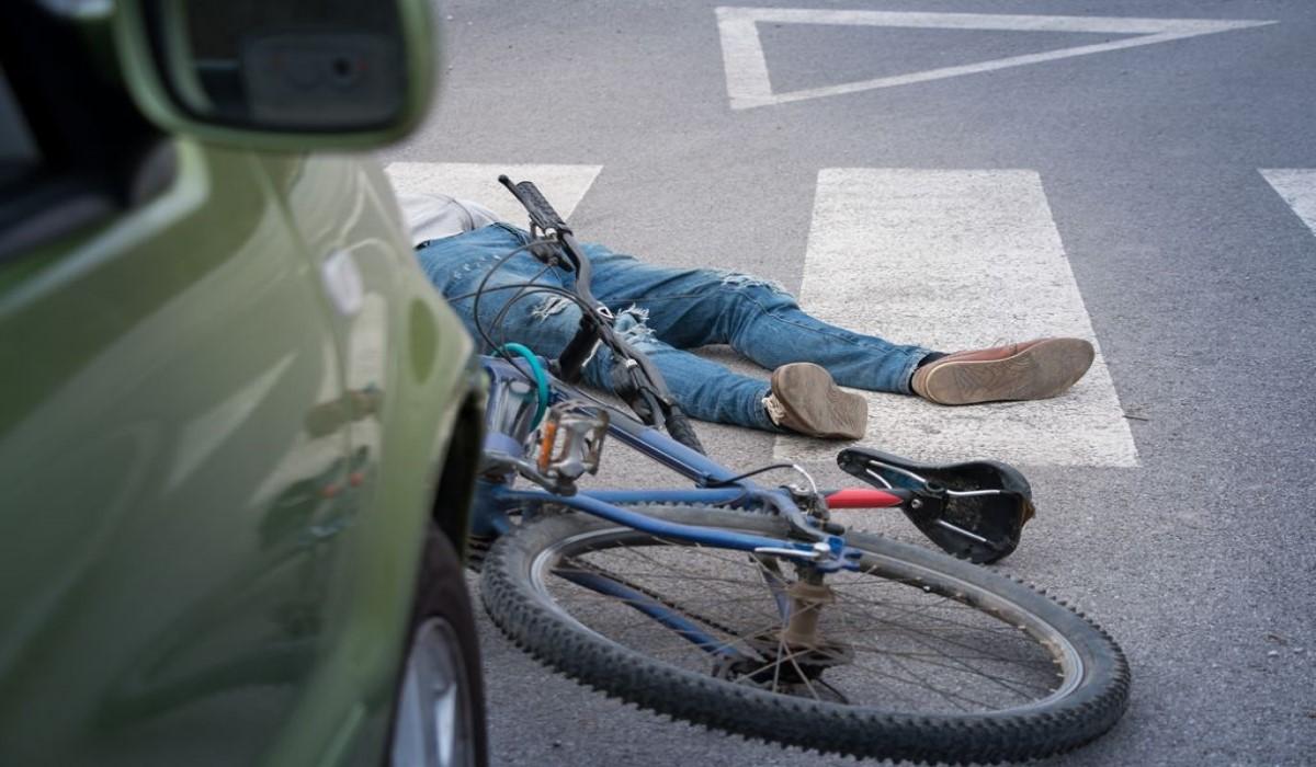 трехдневном сбитые велосипедисты картинки самый