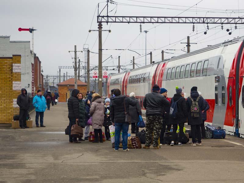 ОАО «РЖД» надеется вывести перевозки пассажиров на прежний уровень