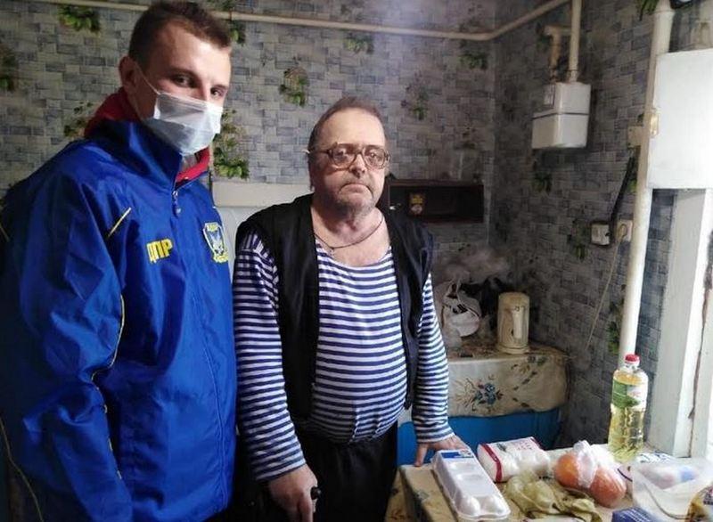 ЛДПР продолжает оказывать помощь жителям Брянской области в период изоляции