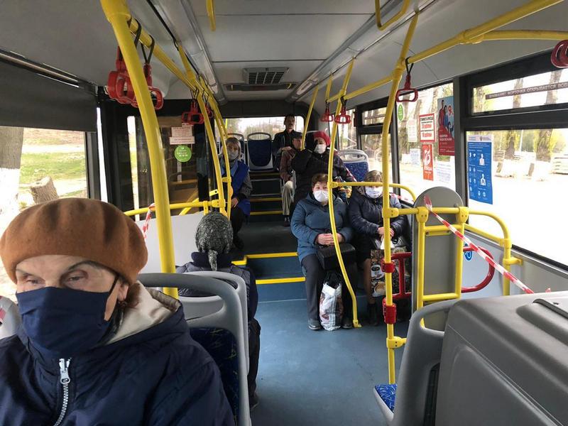 В Брянске новый автобусный маршрут №48 запустят 8 декабря