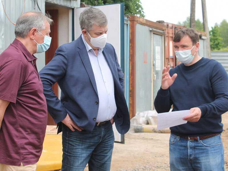 Во сколько обойдется казне строительство поликлиники в Стародубе?