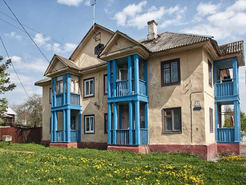 В Брянске снесли еще одно старинное здание