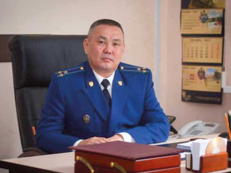 Заместитель облпрокурора Брянска Шойсорон Доржиев уходит со своей должности