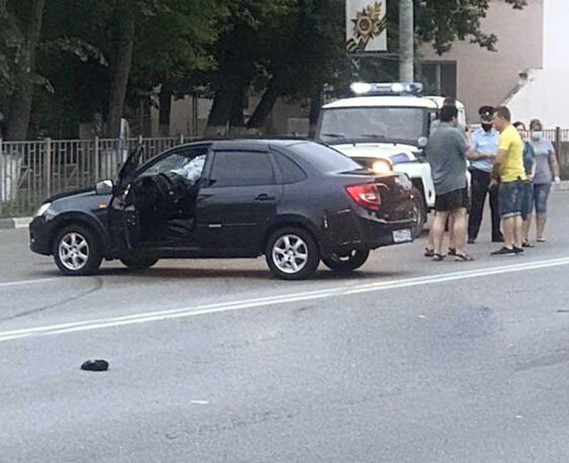 В Брянске в ДТП на улице Ульянова тяжело пострадал 52-летний пешеход