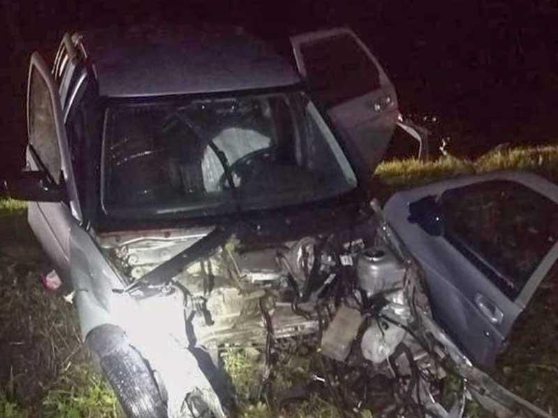В серъезном ДТП на брянской трассе пострадали три человека