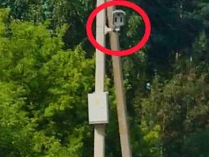 В Брянске на Мясокомбинате обнаружили новую дорожную камеру