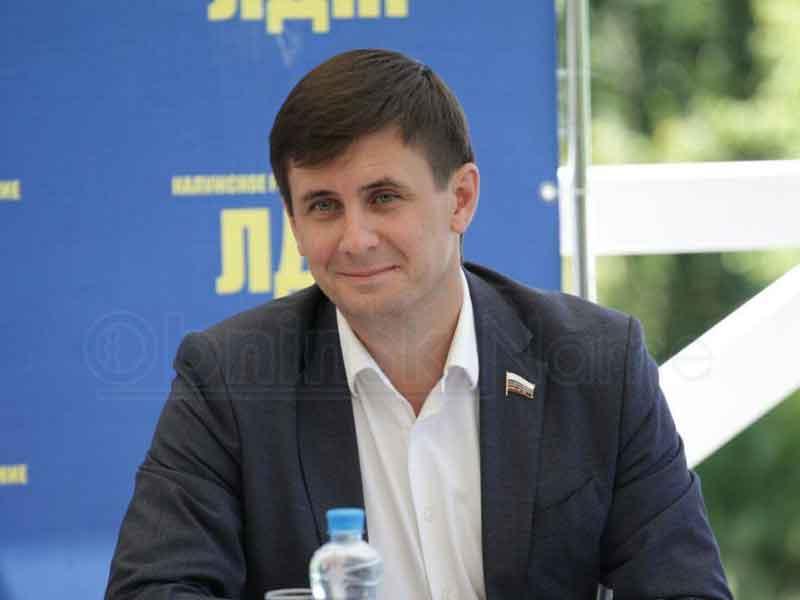 Новым сенатором от Брянской области может стать Вадим Деньгин