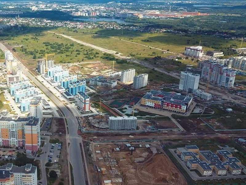 В Брянске новую дорогу на улице Ильи Иванова построят к 2023 году