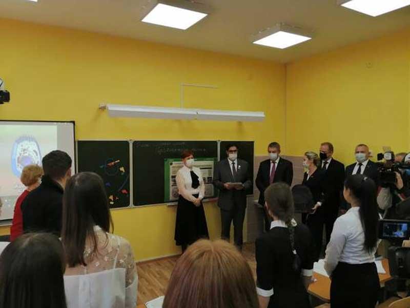 Посол ОАЭ посетил тепличный комбинат в Журиничах Брянского района