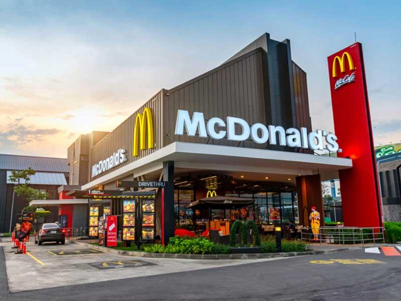 В Брянске появится новый «Макдоналдс» возле «Линии» на Самолете
