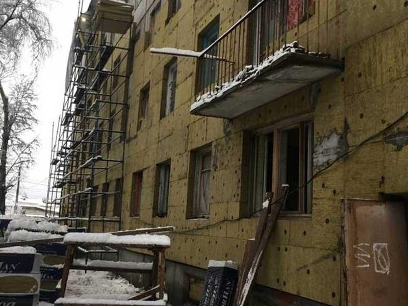 Обновленное общежитие в Фокино 1 декабря получило тепло