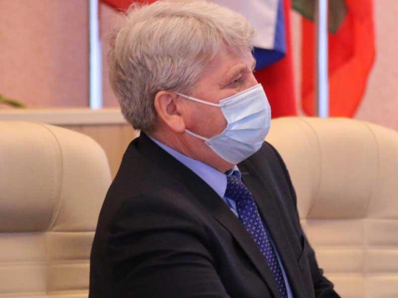 Мэр Клинцов отправляется в отставку досрочно