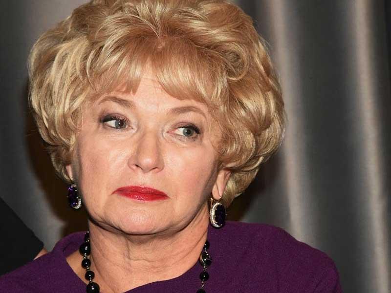 Экс-сенатор от Брянской области Людмила Нарусова должна вернуть долг Пенсионному фонду