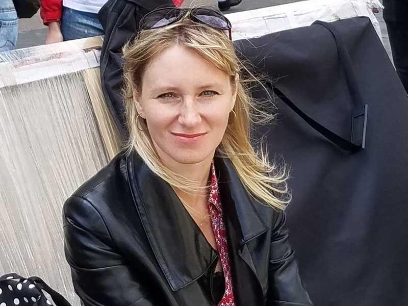 Академиком МАСИ стала художница из Брянска