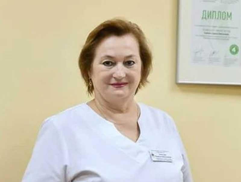 Главным врачом крупнейшего роддома Москвы является Лариса Есипова из Брянска