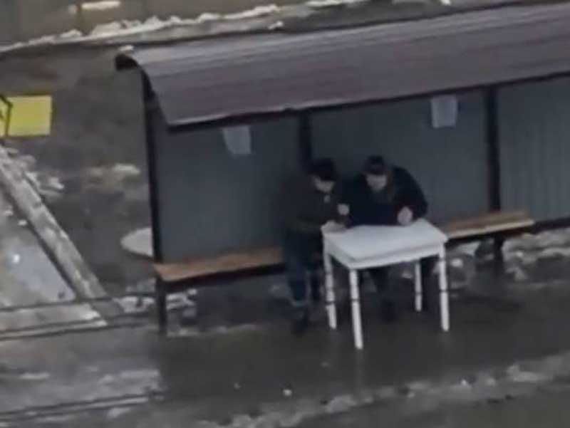 Забавная фотография вызвала бурю возмущения среди жителей Брянска