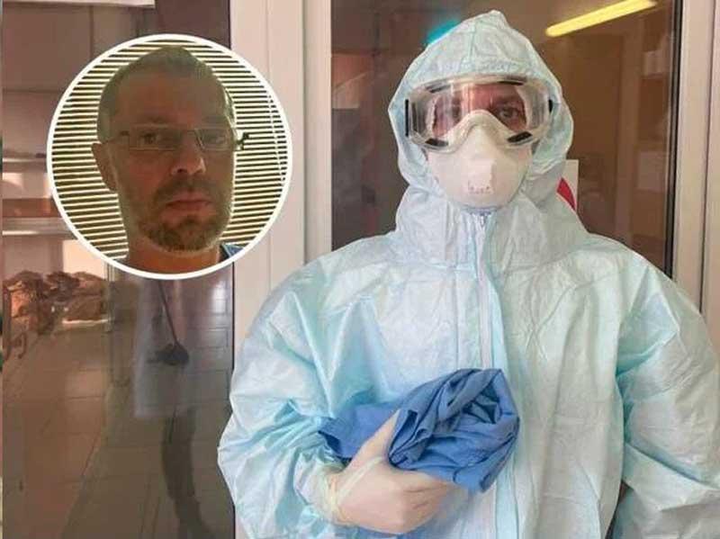 О большом количестве тяжелых больных с коронавирусом рассказал брянский реаниматолог