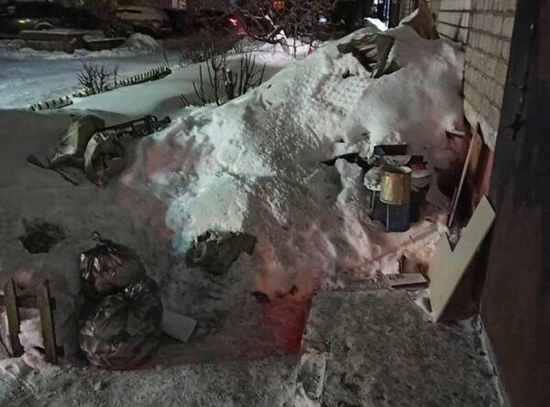 мусор в Брянске