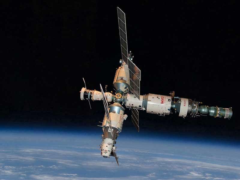Виртуальный проект о космической станции подготовил Брянский краеведческий музей