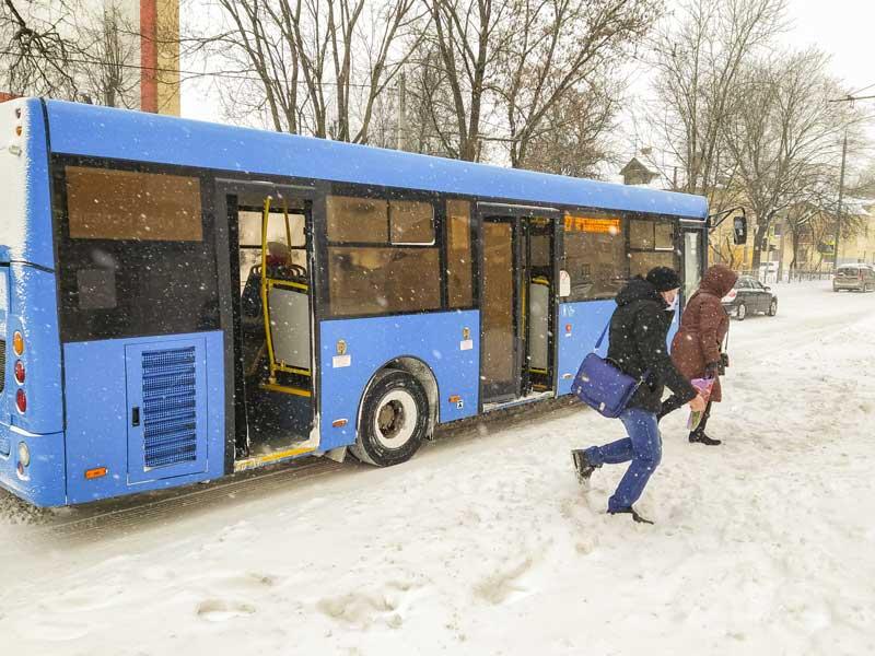 Брянский чиновники в очередной раз проиграли войну с снегом