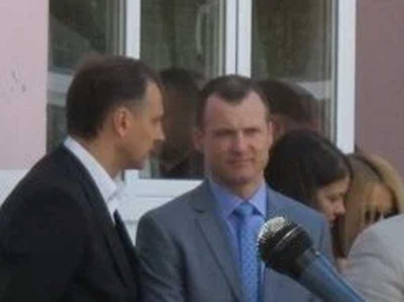 Артём Устинов сложил полномочия председателя Советского районного суда Брянска