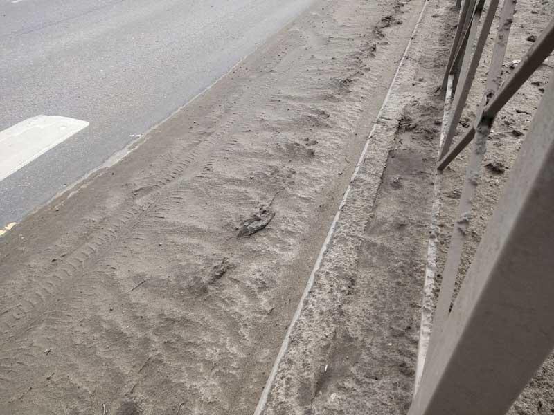 Убирать или ждать ветра? Городские службы Брянска не спешат с уборкой дорог