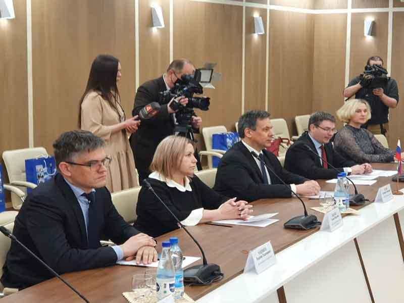 Брянщина хочет расширить сотрудничество с Беларусью