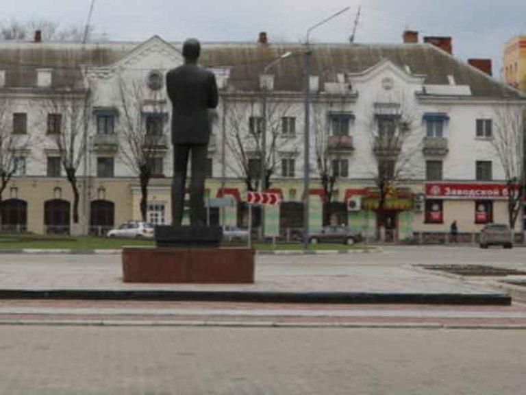В Брянске в 2021 году благоустроят сквер имени Игната Фокина