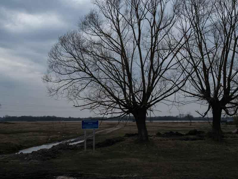 В Радице-Крыловке ждут большой воды, но надеются на лучшее