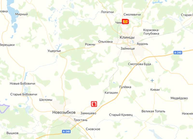 В Брянской области огнеборцы 37 раз за сутки выезжали на тушение пожаров