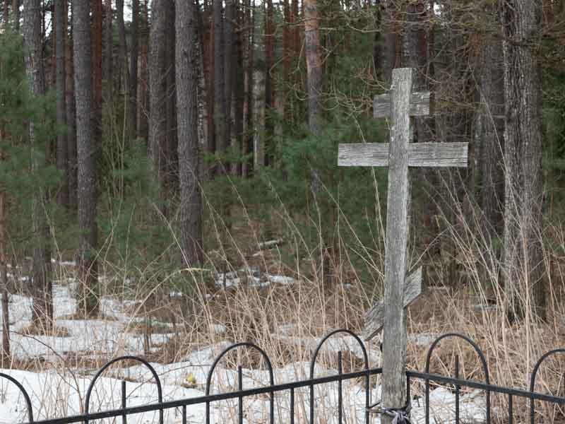 «Негде бросить кости», - похоронные истории жителей Белых Берегов
