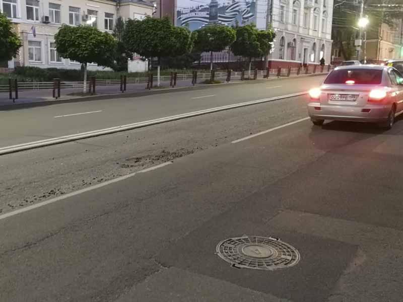 Раньше брянские автомобилисты терпели неудобства, теперь…